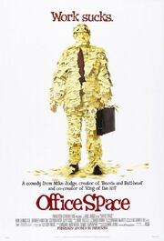 1999 - Office Space Movie Poster