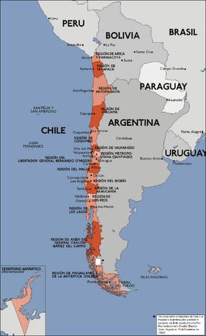 File:Mapa administrativo de Chile.png
