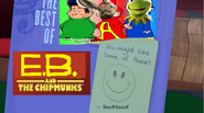 The Best of E.B. and the Chipmunks