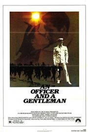 1982 - An Officer and a Gentleman Movie Poster
