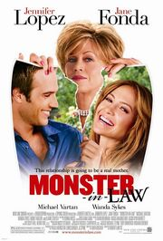 2005 - Monster-in-Law Movie Poster