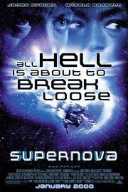 2000 - Supernova Movie Poster