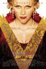 2004 - Vanity Fair Movie Poster