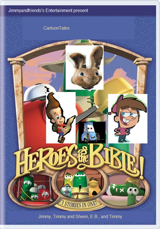 CartoonTales Heroes of the Bible 2