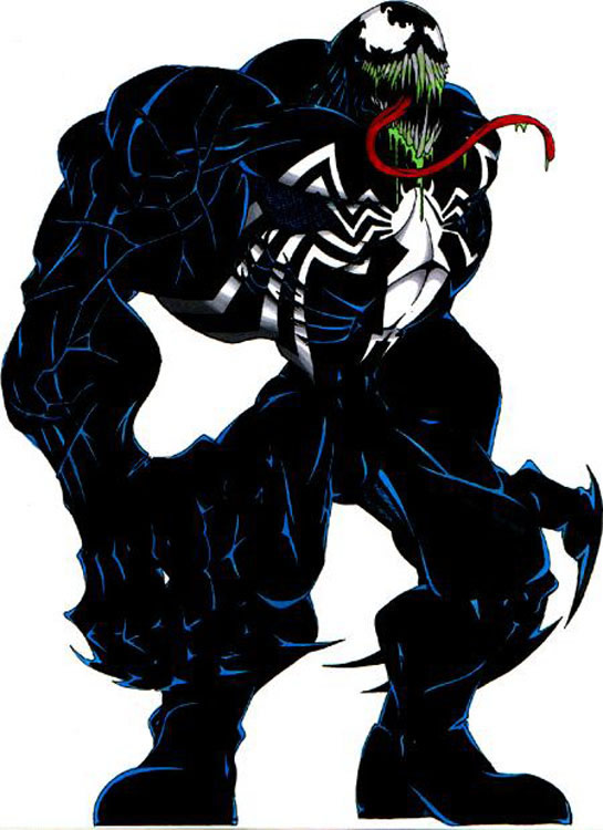 Ultimate spider man venom