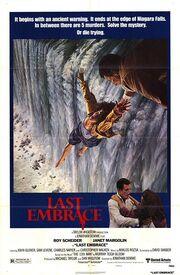 1979 - Last Embrace Movie Poster