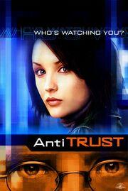 2001 - Antitrust Movie Poster 2