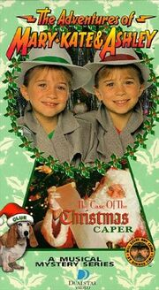 The Case Of The Christmas Caper VHS