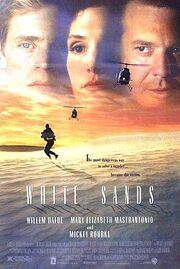 1992 - White Sands Movie Poster