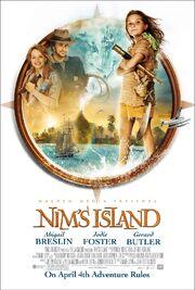 2008 - Nim's Island Movie Poster