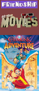 Friendship At The Movies - The Chipmunk Adventure
