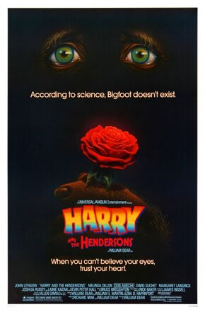 1987 - Harry and the Hendersons
