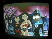 Justice League Unlimited-Saving The World VHS & DVD Trailer