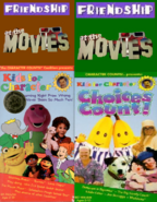 Friendship At The Movies - Kids For Characters and Choices Count