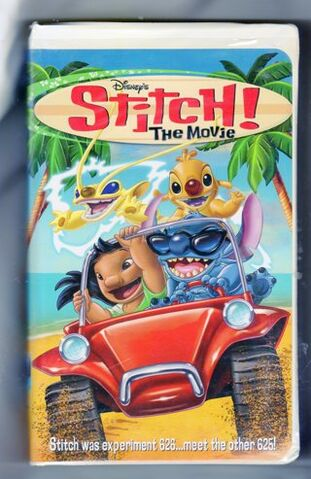 File:Stitch the Movie VHS.jpeg
