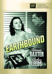 1940 - Earthbound DVD Cover (2012 Fox Cinema Archives)