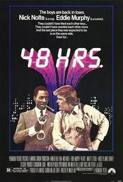 1982 - 48 Hours Movie Poster 1
