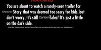 Original Character Story Teaser (VF2000's version)