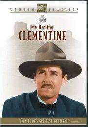 1946 - My Darline Clementine DVD Cover (2003 Fox Studio Classics)