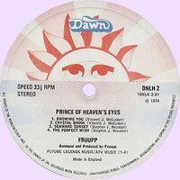 Prince label