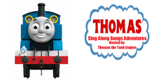 Thomas' Sing Along Adventures logo