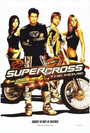 2005 - Supercross Movie Poster