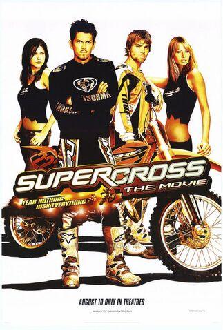 File:2005 - Supercross Movie Poster.jpg