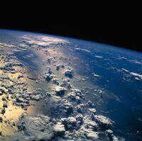Earth living planet