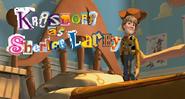 Kristoff as Sheriff Woody