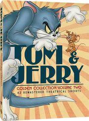 TomAndJerry GoldenCollectionV2 DVD