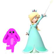 Marie and Rosalina