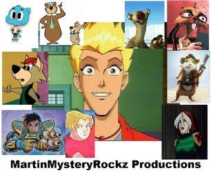 MartinMysteryRockz Productions