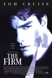 1993 - The Firm Movie Poster