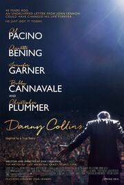 2015 - Danny Collins Movie Poster