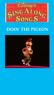 Doin' the Pigeon Cover