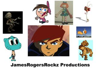 JamesRogersRockz Productions