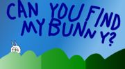 Uncle Grandpa Can You See My Bunny Title Card