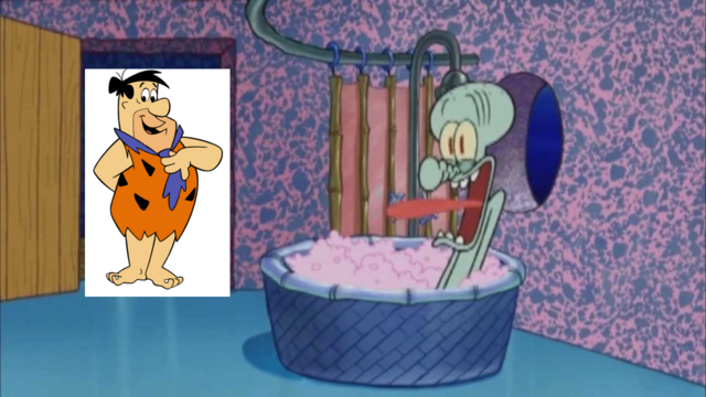 File:Fred Flinstone Stops By And Squidward Screams.png