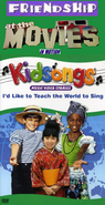 Friendship At The Movies In Motion - Kidsongs I'd Like To Teach The World To Sing