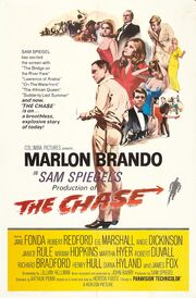 1966 - The Chase Movie Poster