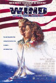 1992 - Wind Movie Poster