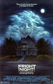 1985 - Fright Night Movie Poster