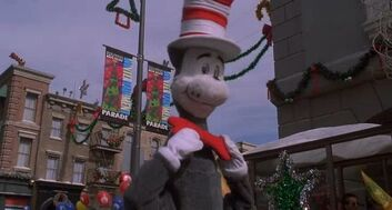 Jingle All the Way - The Cat in the Hat