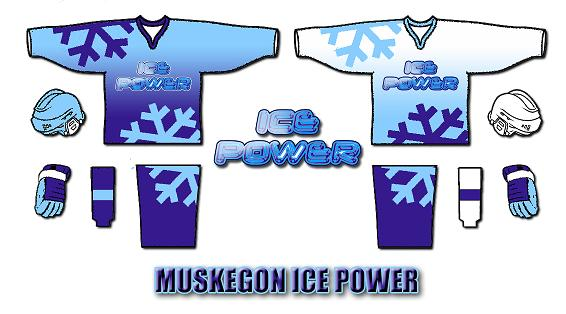 Muskegon uniform