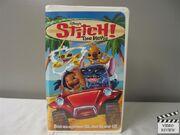 Stitch The Movie VHS