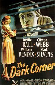 1946 - The Dark Corner Movie Poster