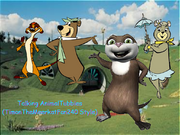 Talking AnimalTubbies (TimonTheMeerkatFan240 Style) Poster