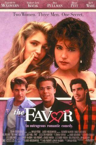 File:1994 - The Favor Movie Poster.jpg