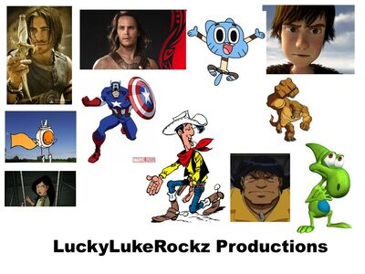LuckyLukeRockz Productions
