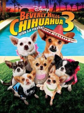 File:Beverly Hills Chihuahua 3 Viva La Fiesta poster.jpeg